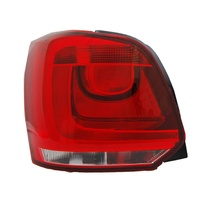 VW Volkswagen Polo Tail light 10-14 New LHS Left Lamp ADR Quality 11 12 13 EMARK