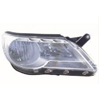 Volkswagen Tiguan Right Hand Headlight 5/08 - 5/11