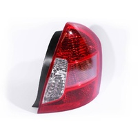 Hyundai Accent 05-09 4 Door Sedan Genuine RHS Right Red & Clear Tail Light Lamp