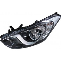 HEAD LIGHT HYUNDAI I30 NO XENON RH