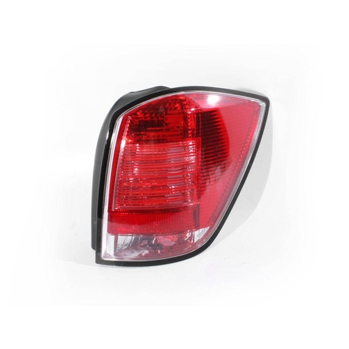 Holden Astra AH 04-10 Series1&2 Wagon Red & Clear RHS Right Tail Light Lamp Depo